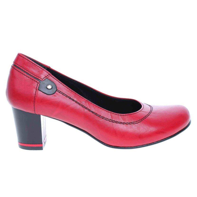 ... Barton dámské lodičky 2414 3 červená. Produkt 22901024.JPG be91596935