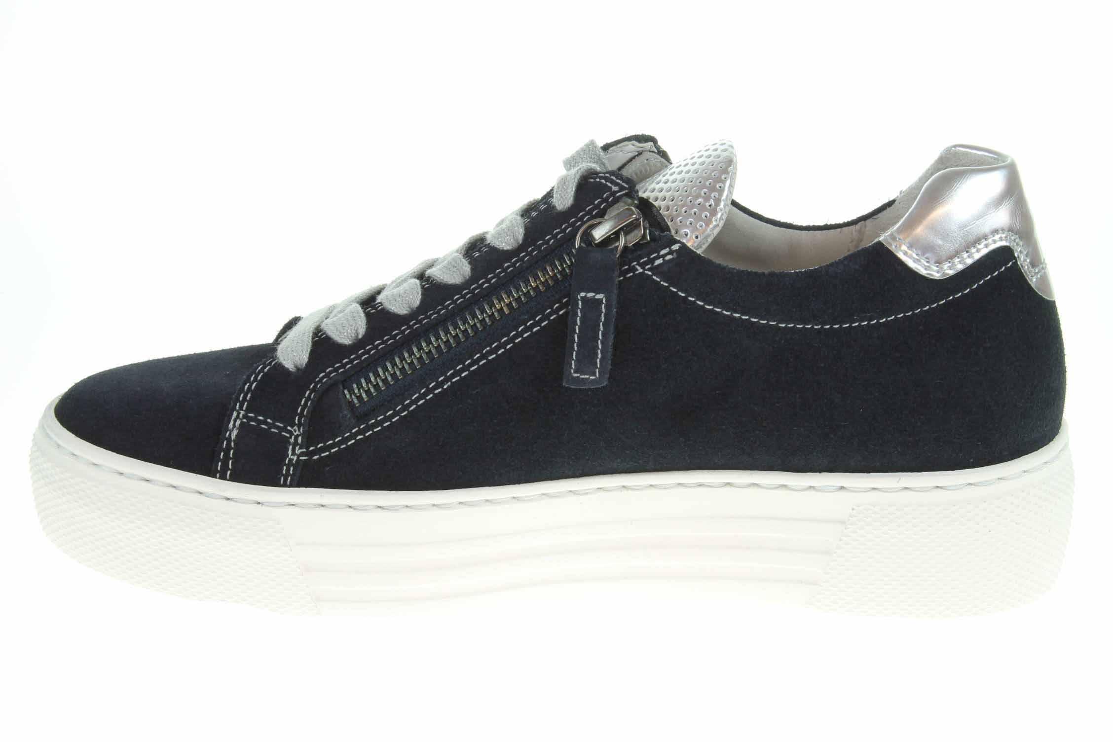 e488bdcf22 Gabor dámská obuv 86.468.36 ocean-argento