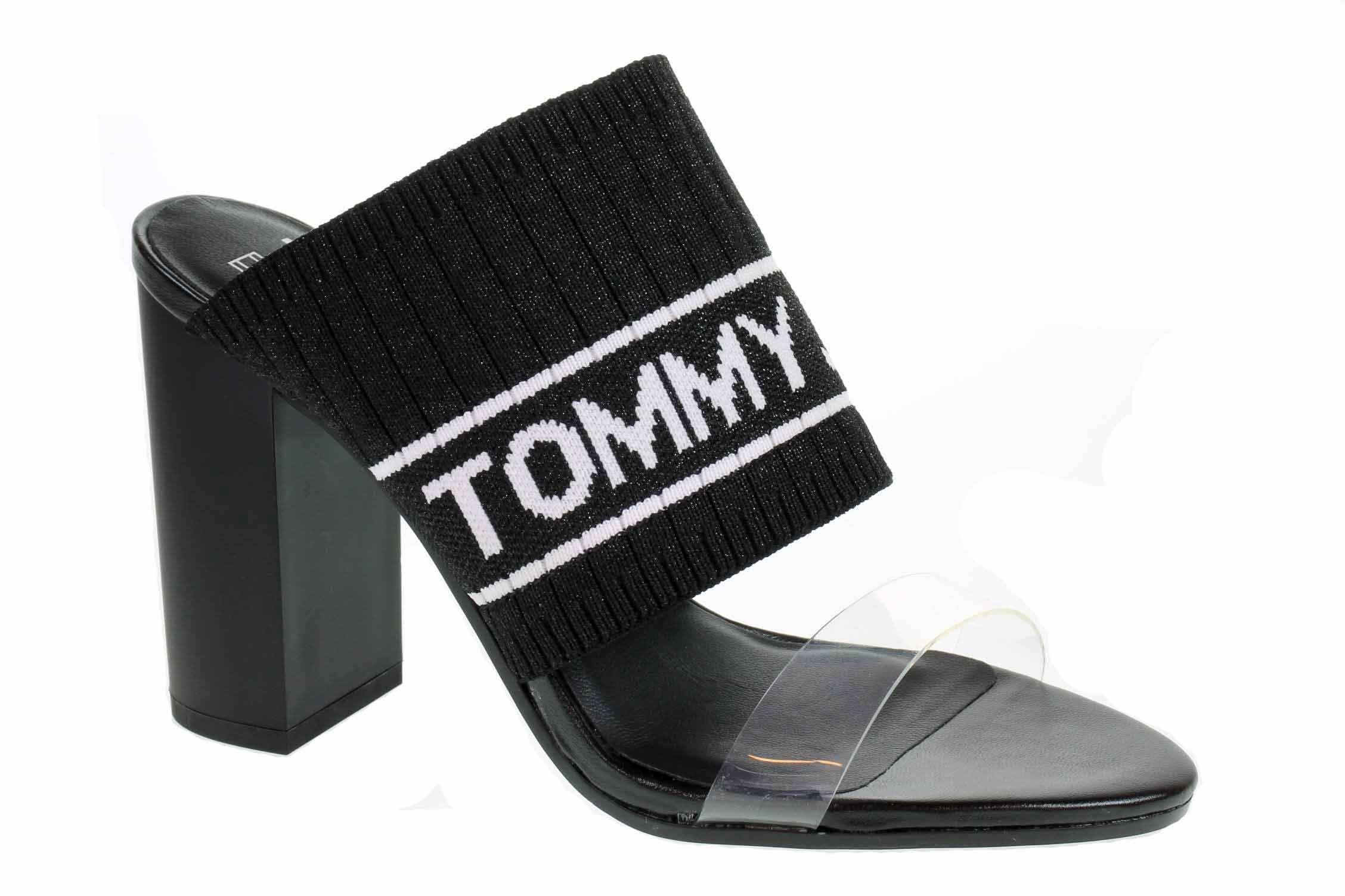 Tommy Hilfiger dámské pantofle EN0EN00532 black  1c7e02f5e8