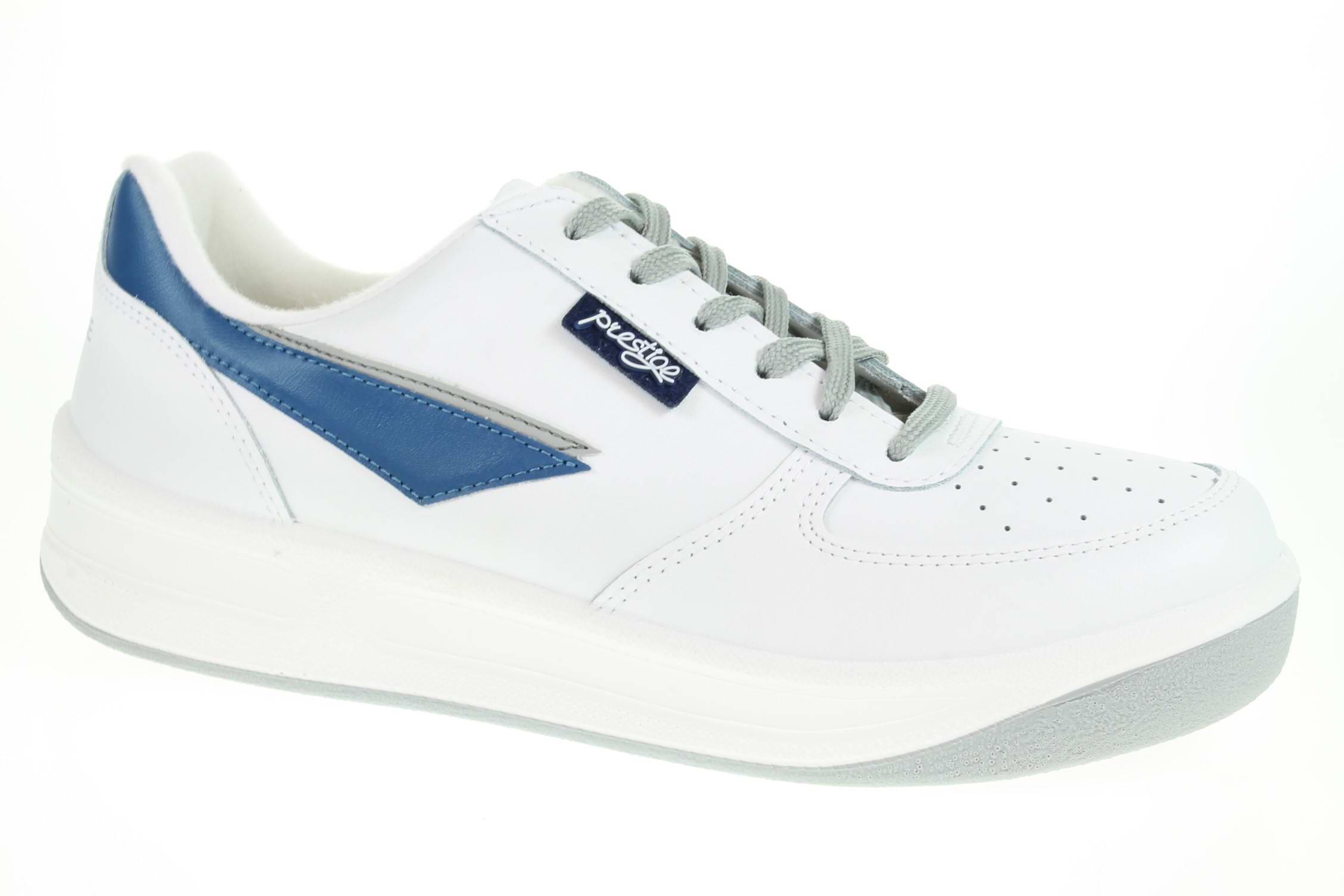 Prestige dámská obuv 86808-10 bílá  1be7d61f54c