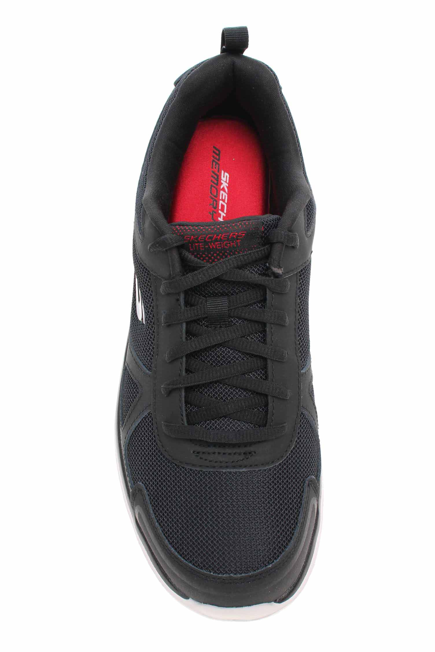 1f6b0defeb4 Skechers Track - Scloric black-red