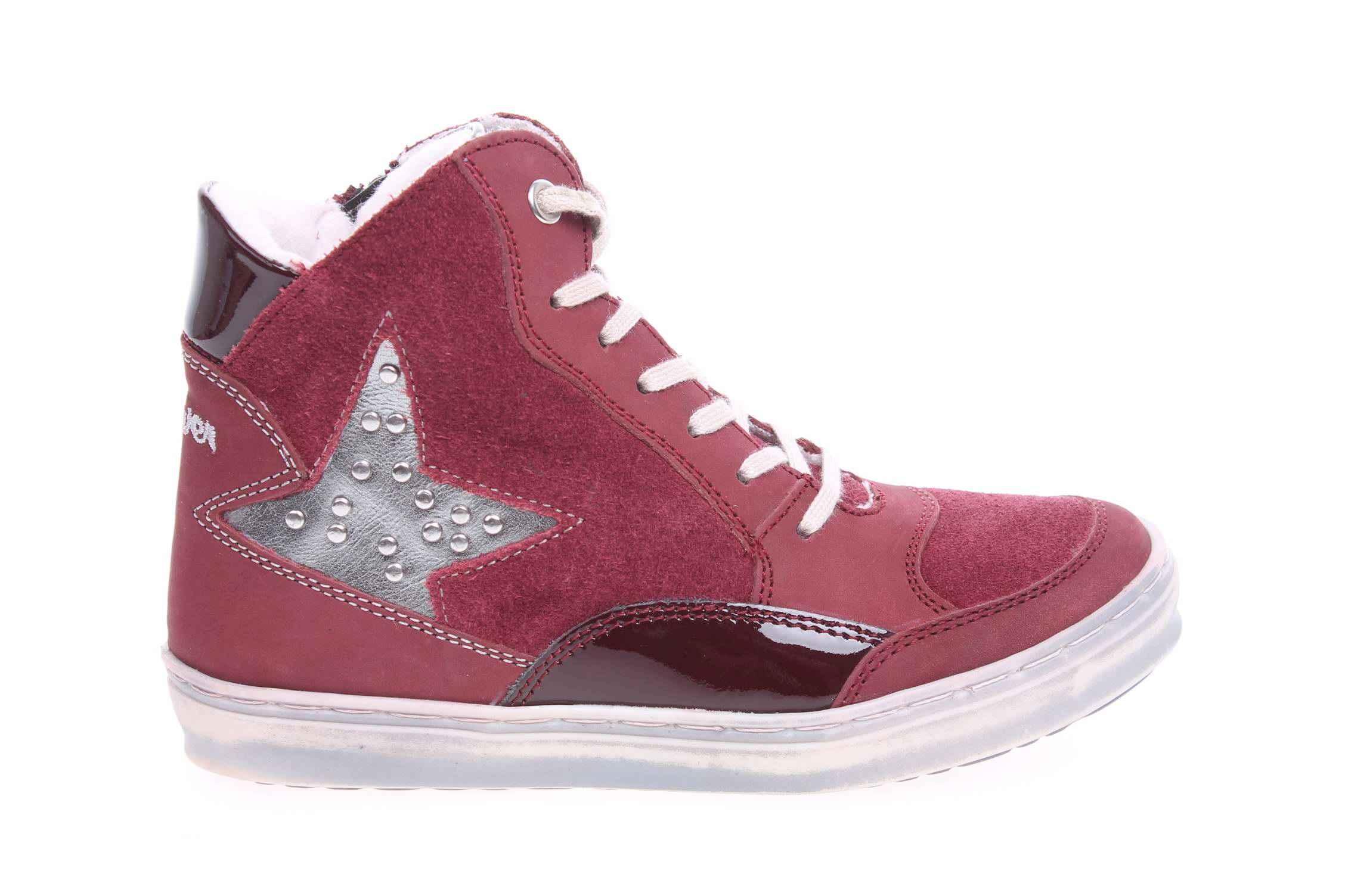 Dívčí kotníkové boty  f561b99f25