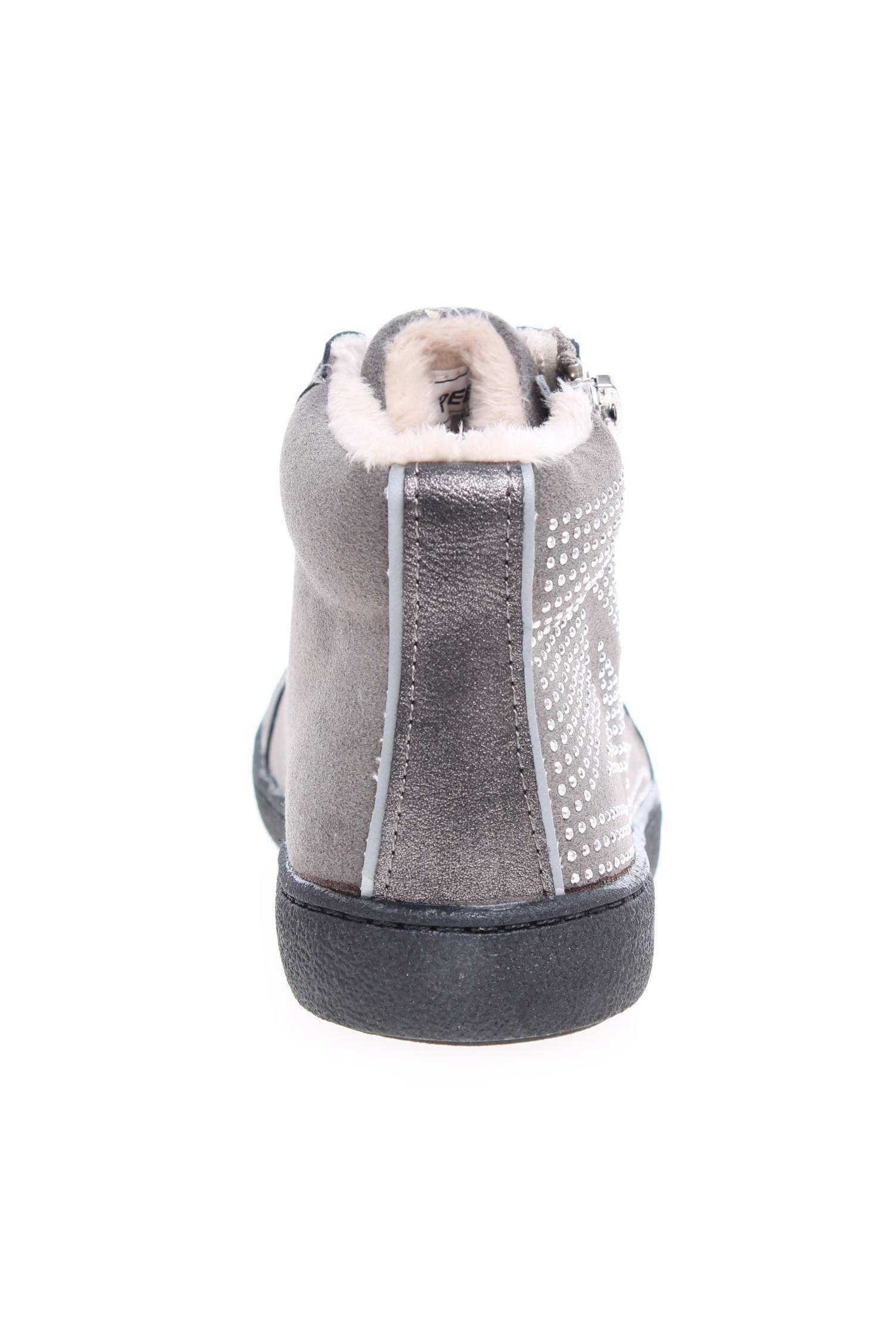 Peddy dívčí kotníkové PX-636-32-09 šedé  7df8cd4fe0